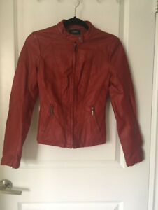Red Le Chateau jacket
