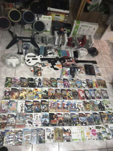 Nintendo Wii System Console Modded Games controller Accessories
