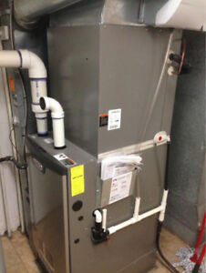Furnace - Air conditioner - Dehumidifier
