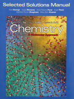Solutions Manual For Chemistry A Molecular Approach Ed: 1