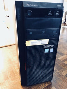 Lenovo ThinkServer TD340 - Intel Xeon E5-2420