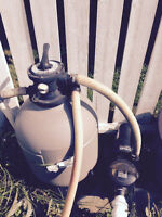Pool pump, filter, for sale