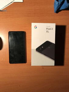 Google Pixel 2 XL Just Black 64GB Unlocked