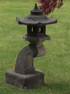 VERY-LARGE-JAVA-Cantilever-LANTERN-PAGODA-ORNAMENT-KOI