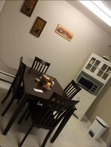 Large 2 bed plus office/den Near UNB & Hospital