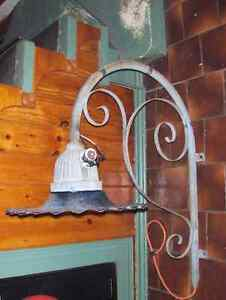 Classic Street Lamp 1920's /1930's **REDUCED to $250.00**