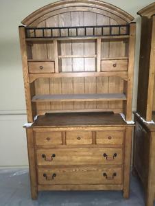 Full Oakland bedroom set made in California