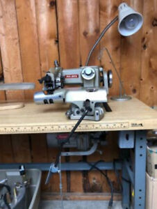 Professional Sewing Machine + Tailor Shop Equipment