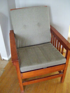 Mission Chair for Sale