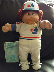 VHTF VINTAGE CABBAGE PATCH KIDS ALL STAR KIDS