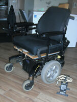 STROM TDX  3, ELETERIC WHEEL CHAIR