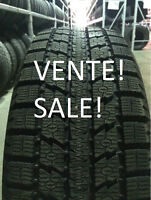 Pneus Usagés Pour L`Hiver! Used Tires For Winter!