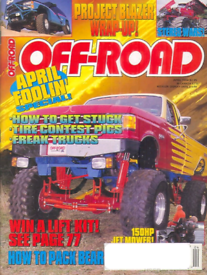 LOOKING - Vintage 4x4 Off Road Magazine
