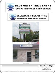 BLUEWATER TEK CENTRE HAS MOVED