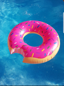 Bigmouth inc Pink Donut Float