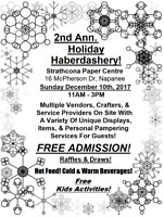 Holiday Haberdashery!