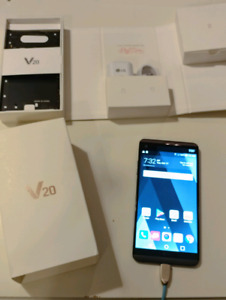 "UNLOCKED LG V20 - BRAND NEW 5.7"" SCREEN, 4GB RAM, 64GB STORAGE"