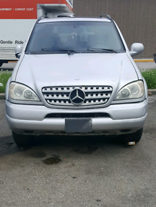 1998 Benz ML320 For Parts