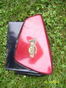 Yamaha Virago 750 XV750  side cover