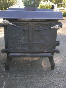 2 Wood Stoves for Sale (one remaining--Pacific Energy)