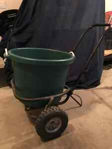 Mucket Bucket Cart with Bucket - Used - Excellent Condition
