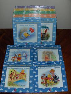 """Collection """"Mes premiers livres Winnie l'Ourson"""""""