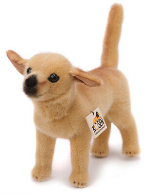 Chihuahua - exquisite plush collectors soft toy dog by Kosen / Kösen...