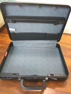 Hard Shell Briefcase for $15