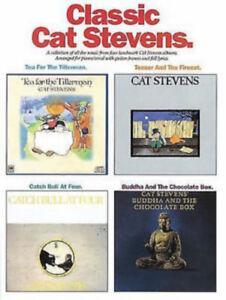 Cat Stevens- Sheet Music Song Book