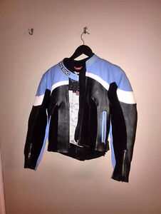 New Teknic Women's Motorcycle Jacket - Size small