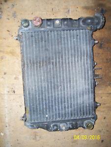 Honda Magna 750 Sabre 750 VF750S VF750C rad radiator