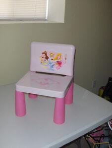 Chaise de princesse