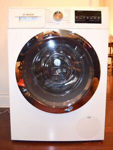 Bosch 800 Series Washing Machine