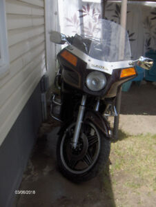 Honda 1981 Goldwing Bike