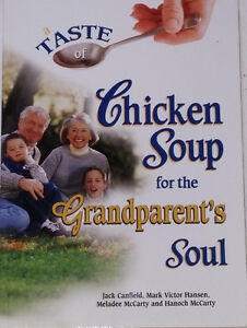 Chicken Soup for the Grandparent's Soul Book