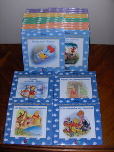 "Collection ""Mes premiers livres Winnie l'Ourson"""