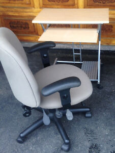 Computer Desk & Office Chair delivery available 902-210-0835