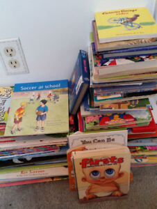 Childrens Book Lot  (  Approx. 115 books )