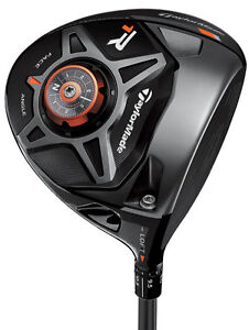 NEW-TAYLORMADE-R1-BLACK-DRIVER-STIFF-FLEX-ADJUSTABLE-LOFT