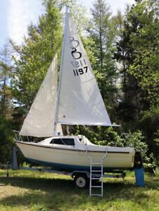 1988 Sandpiper 565 sailboat