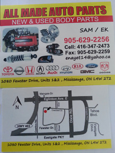 Chrysler Auto Body Parts Brand new