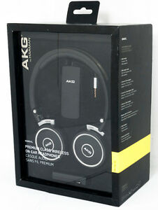 AKG K 840 KL Premium Class Wireless On-Ear Headphones (New)