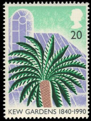 "GREAT BRITAIN 1322 - Kew Gardens ""Cycad Tree"" (pa8811)"
