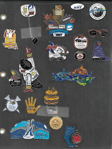 Wanted 2017 Canada Games Lapel Pins from Winnipeg