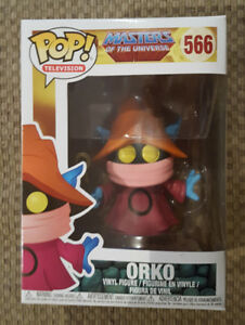 Pop Funko Vinyl Orko Masters of the Universe