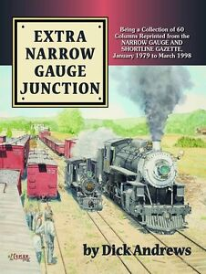 EXTRA NARROW GAUGE JUNCTION: (MAINE 2-foot RRs & Bridgton & Saco River Railroad)