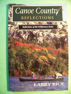 BOOKS ABOUT CANOES, CANOEING, AND CANOE ROUTES