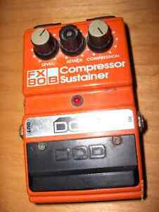 DOD FX80B Compressor Sustainer