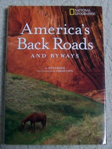 Travel & History in America - 8 hardcover books