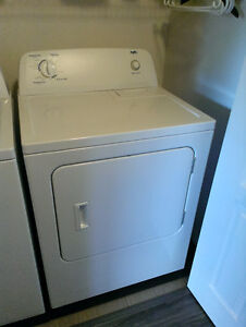 Washer and Dryer with warranty